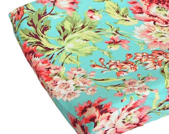 Coral Camila - Changing Pad Cover