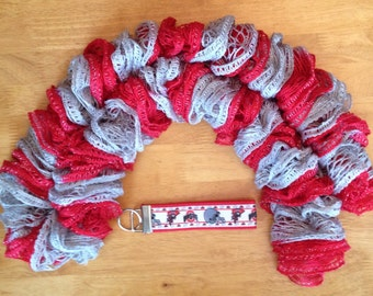 Ohio State Cha Cha scarf and Wristlet Free Shipping