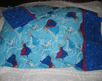 Frozen Pillow Case set