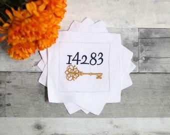 New Home Housewarming Gift, Custom Housewarming Gift, New Home Gift, Personalized Housewarming Gift, New House Gift, Personalized Address
