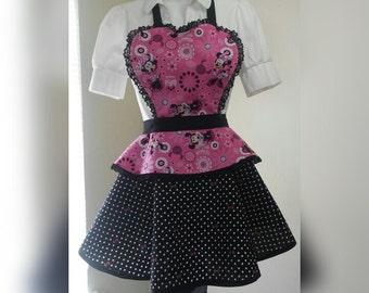 Sweetheart Apron - Minnie Mouse