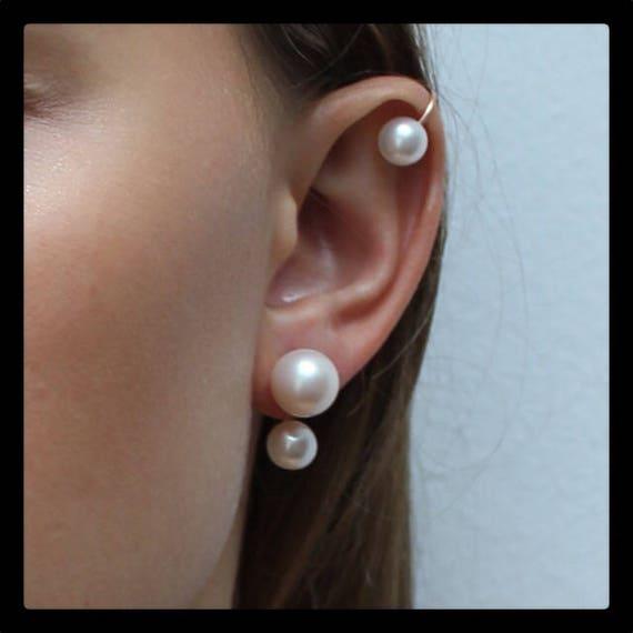 The Karoline Pearl Earrings