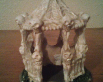 Ossuary Terrarium Ornament 2 1/2in (Catacomb inspired)