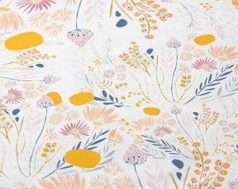 Leah Duncan for Art Gallery FABRIC - Morning Walk - Wispy Daybreak - Aura