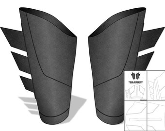 Template for Dawn of Justice Batman Gauntlets