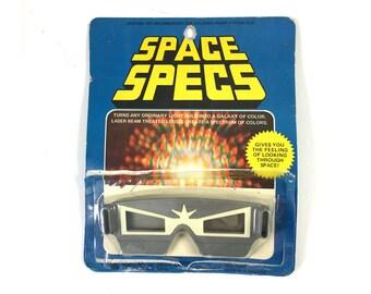 Vintage Space Specs Kids Eyeglasses