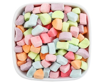 Cereal Marshmallows - marshmallow sprinkles, cereal marshmallows, miniature marshmallows, mini marshmallows