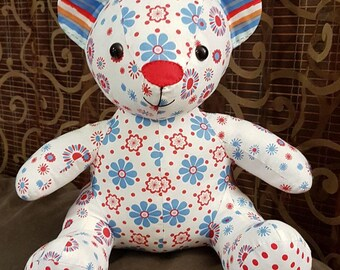 Melly the Bear, Soft toy