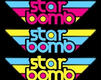 Starbomb Tee