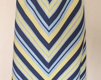 Vintage Ray Windsor stripe skirt