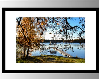 Autumn Digital Print Collection with 3 Photos
