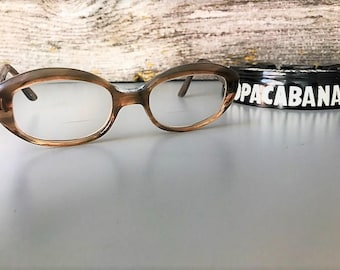 Amazing Vintage Women's Eyeglasses made in France