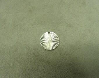 Pendant silver St. James