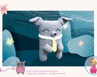 Instant Download PDF Crochet Pattern: Ooble