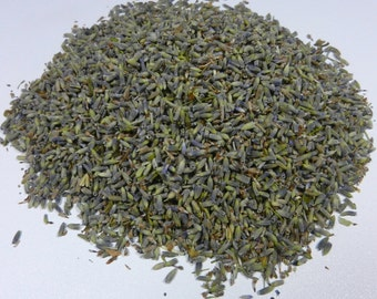 1/2 Pound Bulk Dried Lavender Buds #2 for Sachets and Crafts - 8 Oz