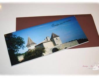 Castle Theme ticket invitation
