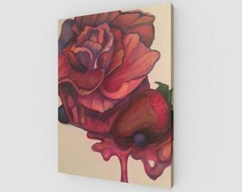 Chocolate Lovers Art Prints