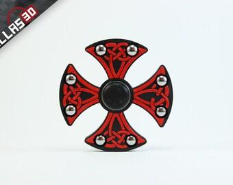 Celtic Cross Fidget Spinner