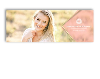 Photography Facebook Timeline Cover Template - GLAM - 1266