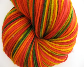 Crazy Fall Sock Yarn