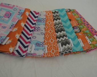 Crinkle baby paper