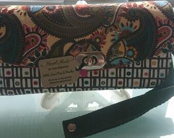 NCW, Necessary clutch wallet, purse, bag