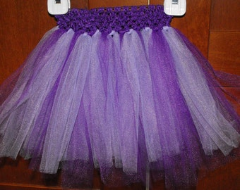 Two tone Purple and Lilac Princess Tutu