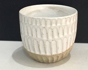 Textured Cup