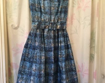 Vintage dress from paris