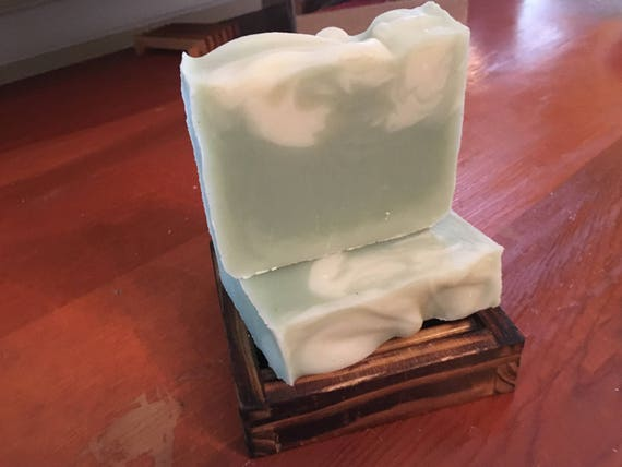 Aloe Vera Soap, All Natural, Vegan