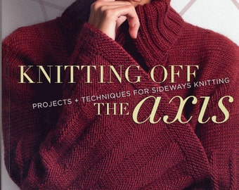 Knitting Off the Axis by Mathew Gnagy