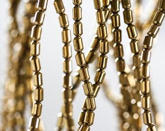 1460 Golden hematite metal 4x2 mm Natural hematite Golden hematite Golden beads Natural golden beads Hematite gemstone Hematite beads.
