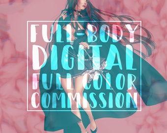 FULL BODY | Digital Full Color Commission