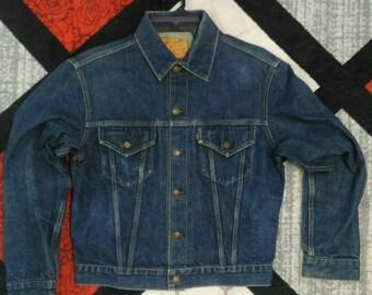 Vintage Evis Denim jacket (selvedge)