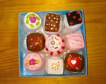 Handmade Dessert Pin Cushions