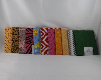 "Imported Fabric Fat Quarter 100% Cotton 18"" x 21"" - New"