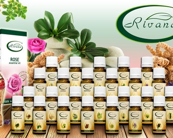 Pure Essential Oil Premium Quality 10ml Natural Aromatherapy Therapeutic Grade Aroma Fragrance oils BUY 3 GET 1 FREE
