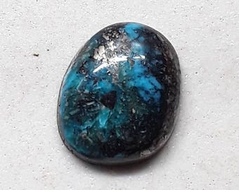 Morenci Turquoise Cabochon 11.5 ct