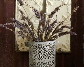 Ceiling Tin Wall Sconce