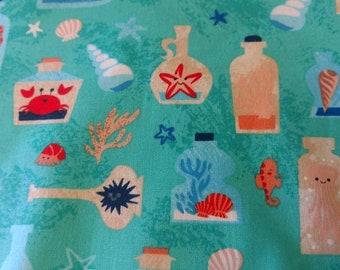 Sea Critters in a Bottle