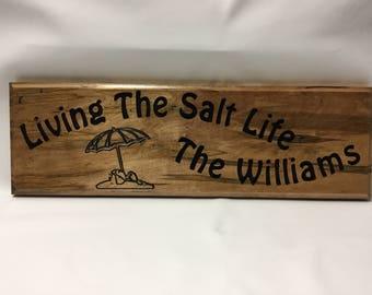 Living the Salt Life