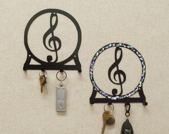 G Clef Music Key Rack