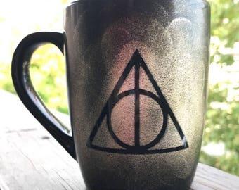 Harry Potter Deathly Hallows Mug