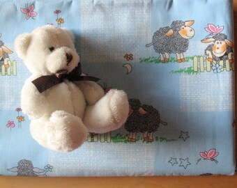 "Baby Sheets Baby Sheet Baby Bed Sheet Bed Sheet Fitted Sheets Baby Sheets New Baby Bedding Eco friendly Green Orange Red Azure 38"" x 58"""