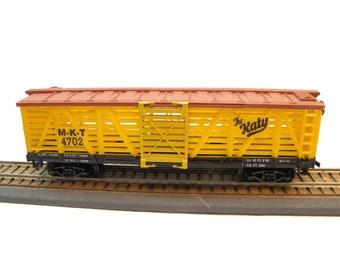 Life Like 8460 MKT Katy Stock Car   HO Gauge