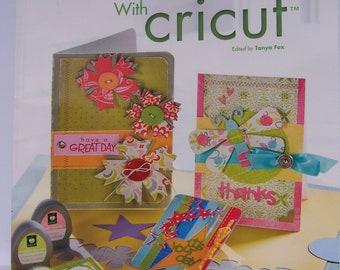 Annies Attic Card Making with Cricut Idea Book