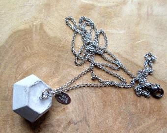 Diamond Concrete Jewelry Chain Diamond pur