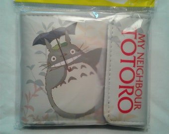totoro anime wallet