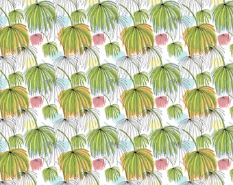 Tropical Fabric by the metre - upholstery fabric