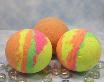 Kids Surprise Bath Bombs for Children Over 3 years, Birthday Favors for Grandchildren, Kids Spa Hidden Present, Bath Ball Party Favors